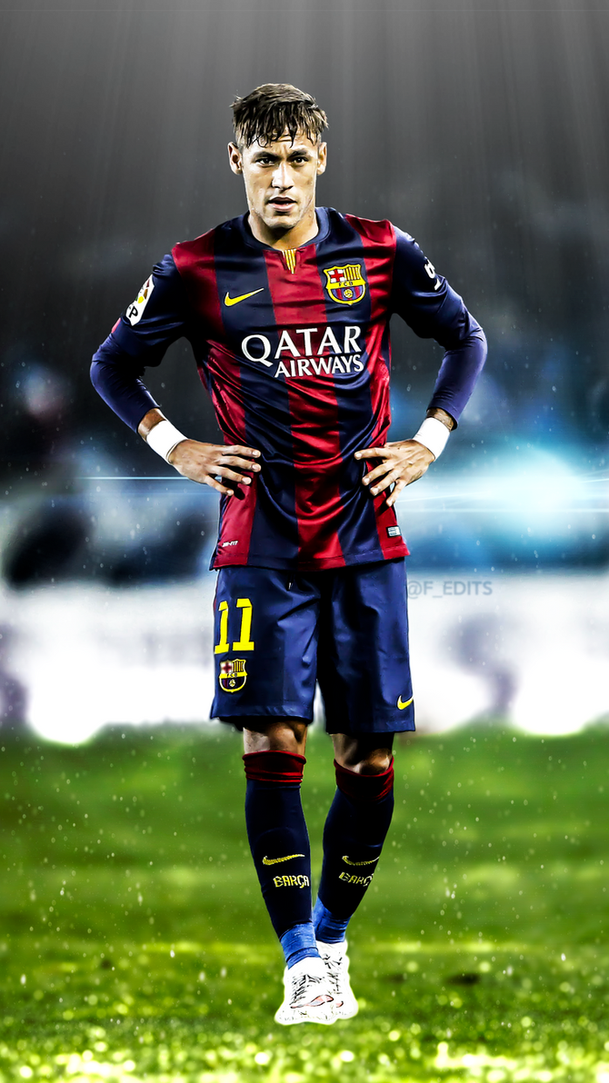 Neymar Jr Iphone Wallpaper By F EDITS