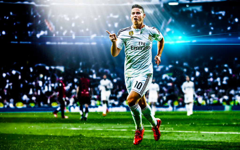 James rodriguez wallpaper for mac pc by f edits on deviantart - James rodriguez wallpaper hd ...