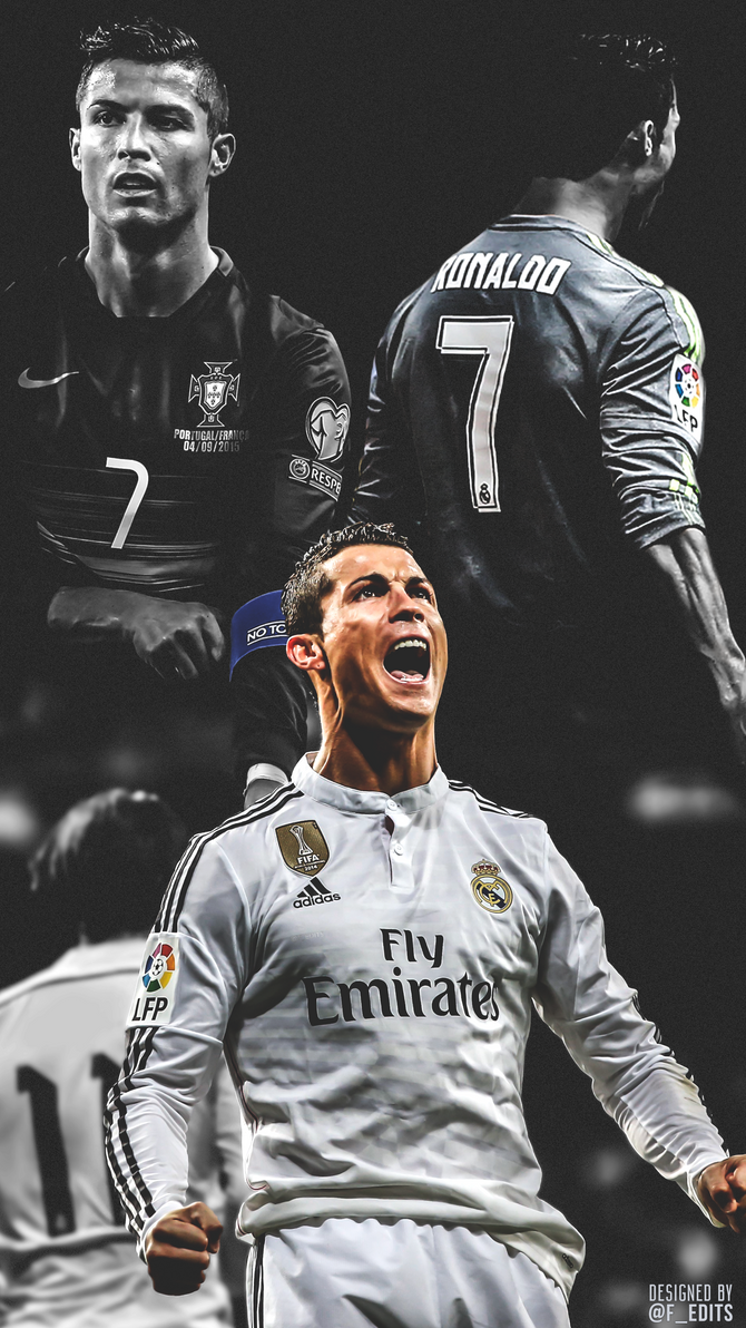 cristiano ronaldo wallpaper 2015f-edits on deviantart