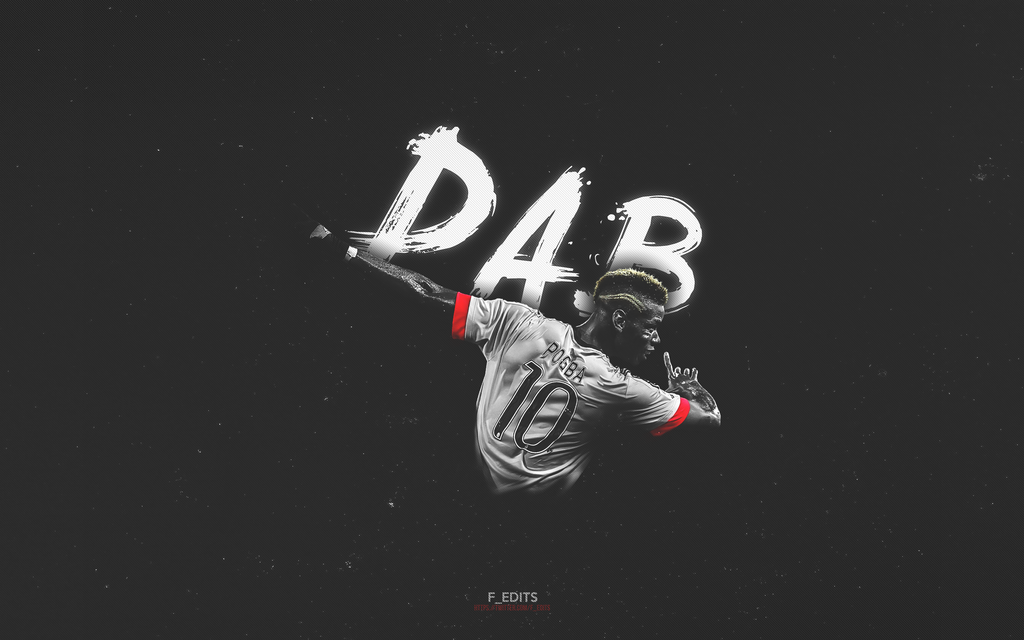 Paul Pogba Dab Edit For Desktop By F-EDITS On DeviantArt