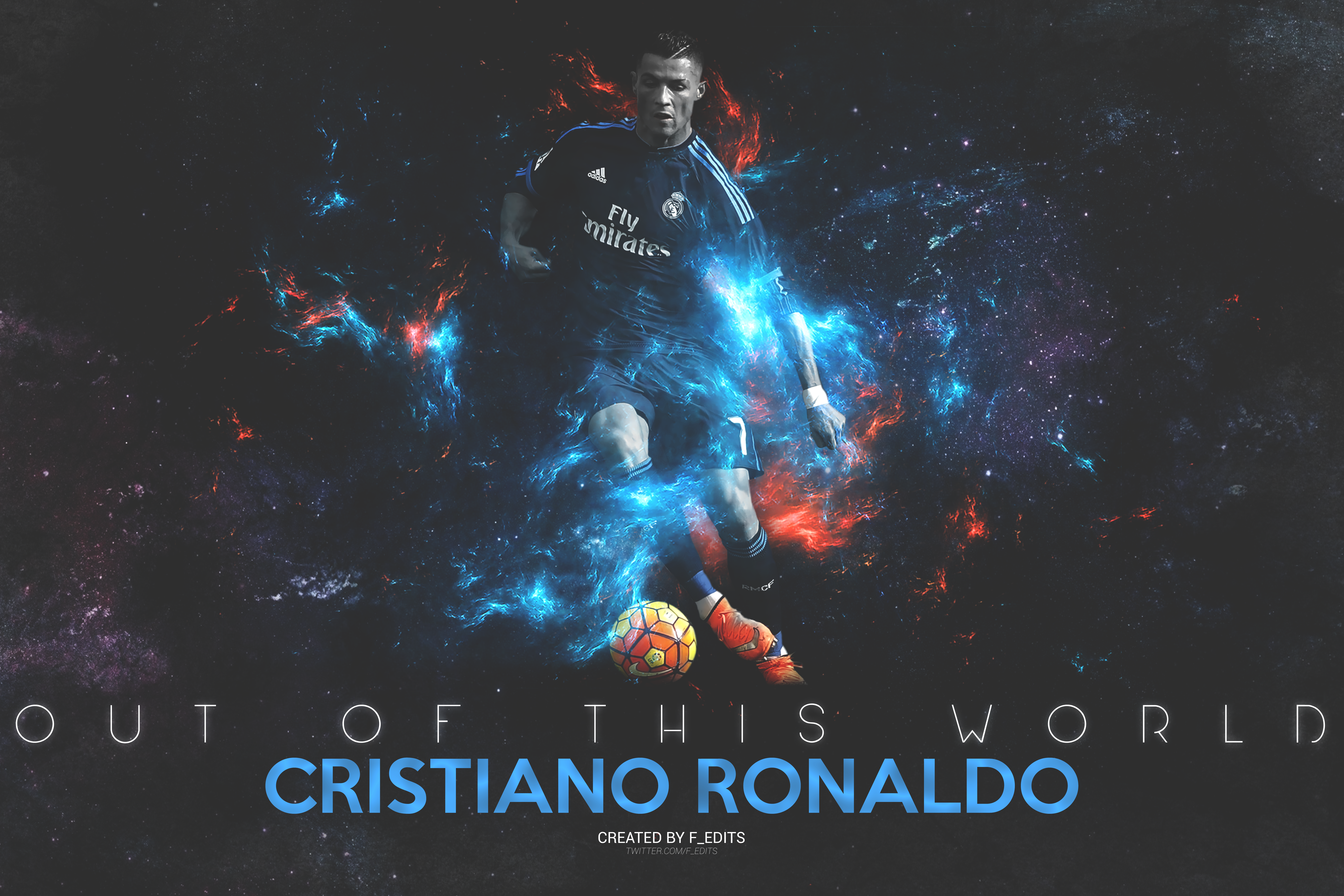 cristiano ronaldo desktop wallpaperf-edits on deviantart