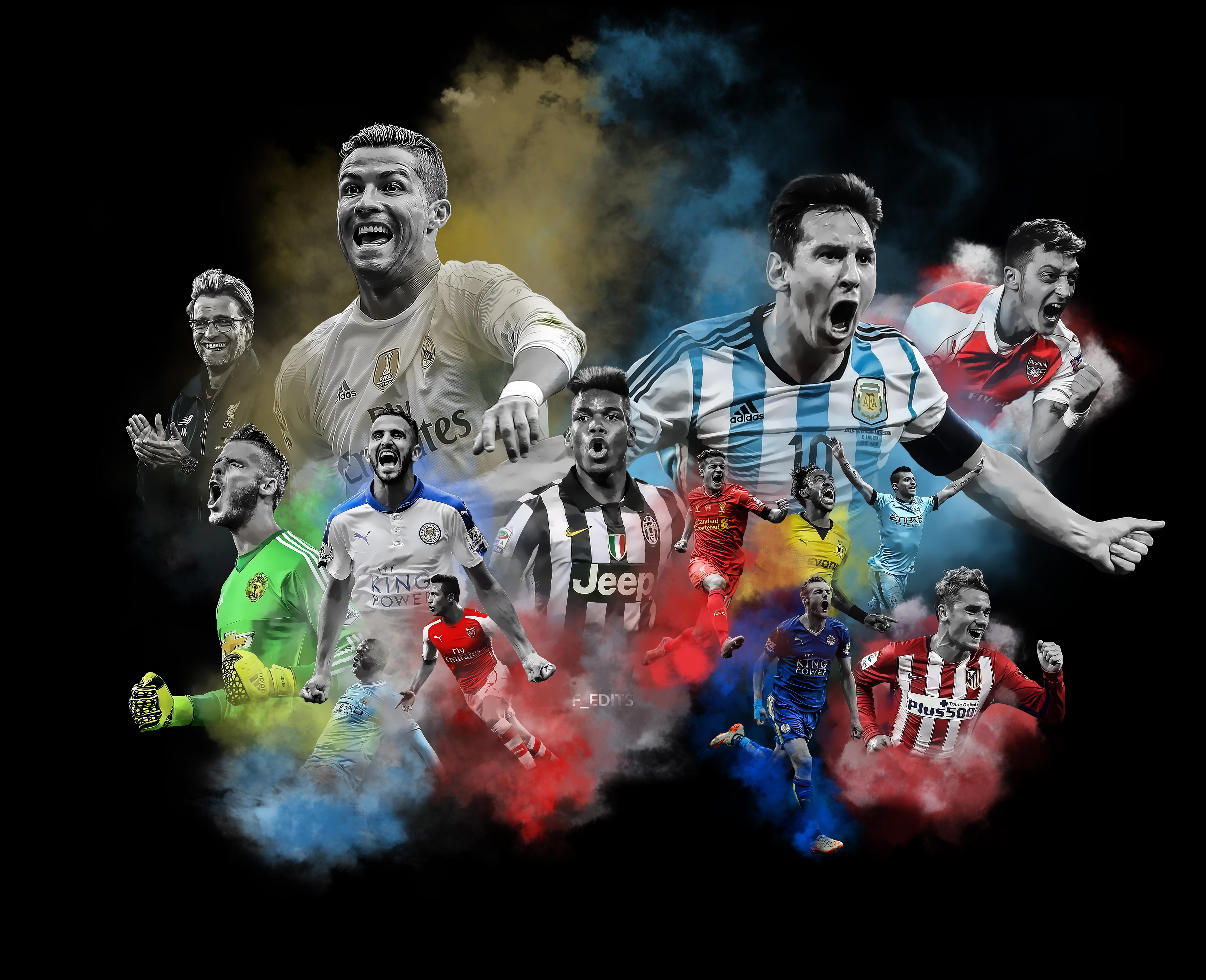 Football Pc Wallpaper: Beautiful Football Desktop Wallpaper By F-EDITS On DeviantArt
