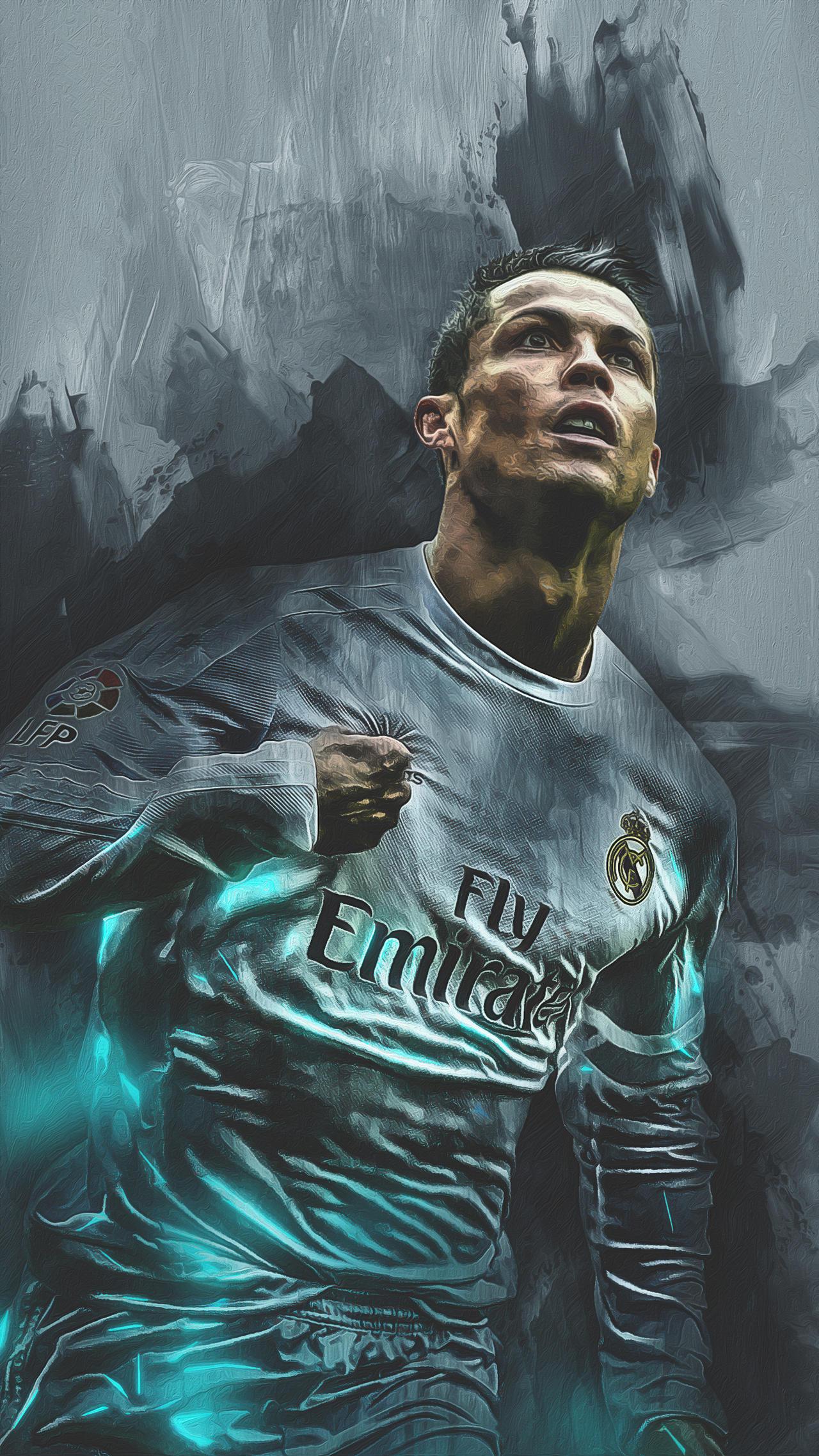 Cristiano Ronaldo Iphone Wallpaper 2016