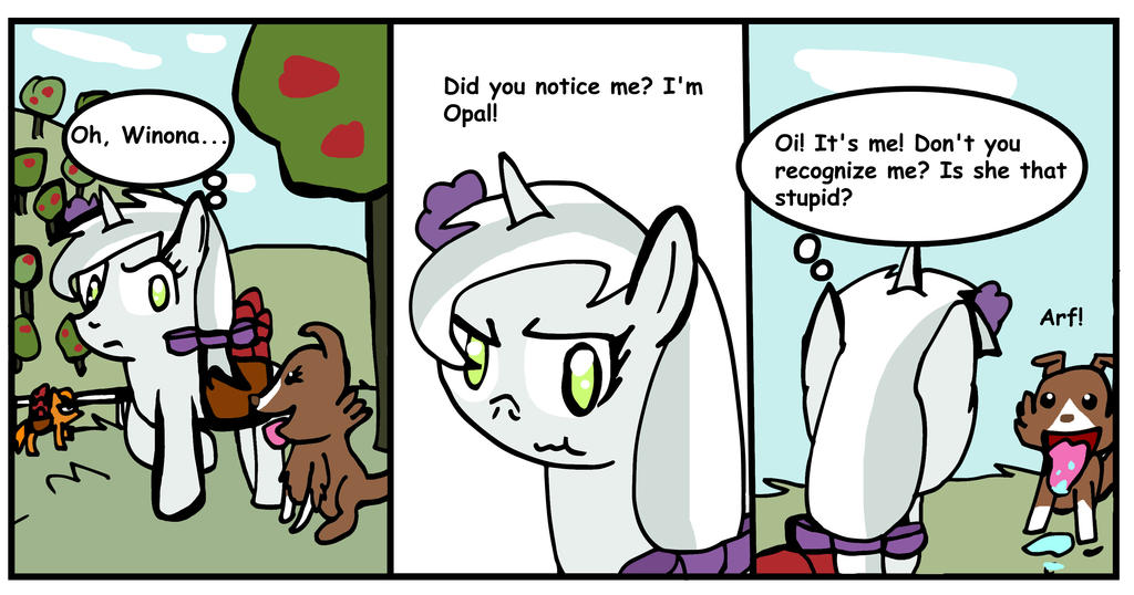 Opal's life 50 (with Garfield) by Helsaabi