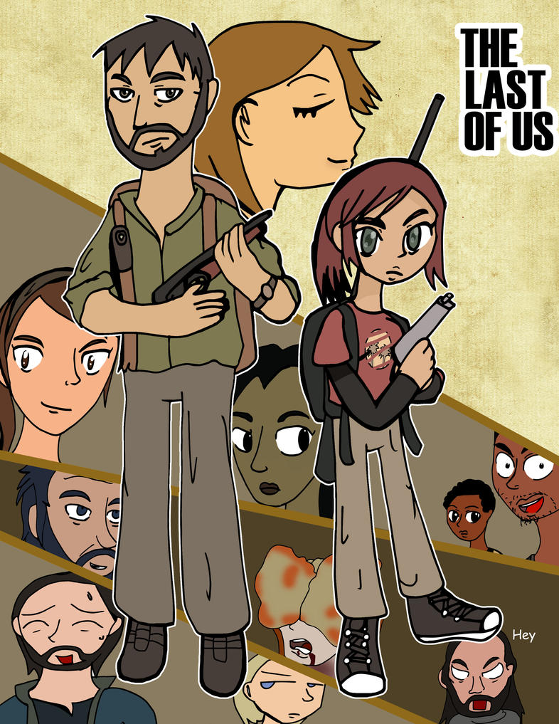 The last of us by Helsaabi