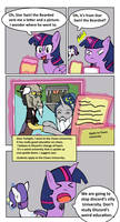 After Friendship University by Helsaabi