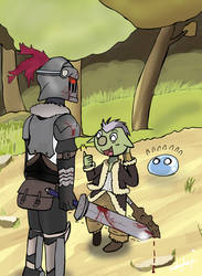 Did I save the Goblin? by Helsaabi