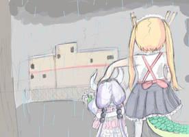 Mourning Kyoto animation.