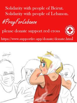 Pray on Lebanon.