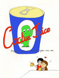 Zutara Cactus Juice