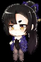 Chibi CM - Nyanobyte by UnnameNeko