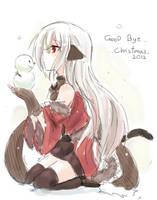 Good Bye by UnnameNeko