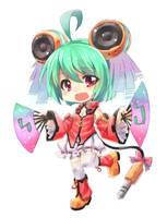 Loudspeaker by UnnameNeko