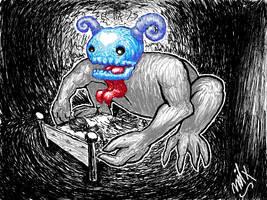 Paint monster