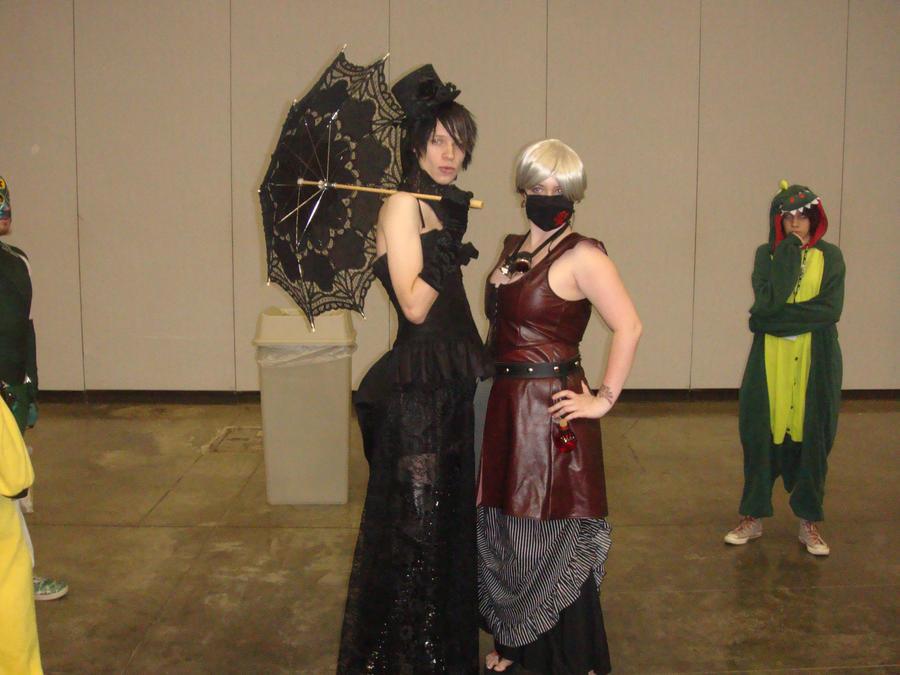 AWA 2010: Crossdressing by Chellendora