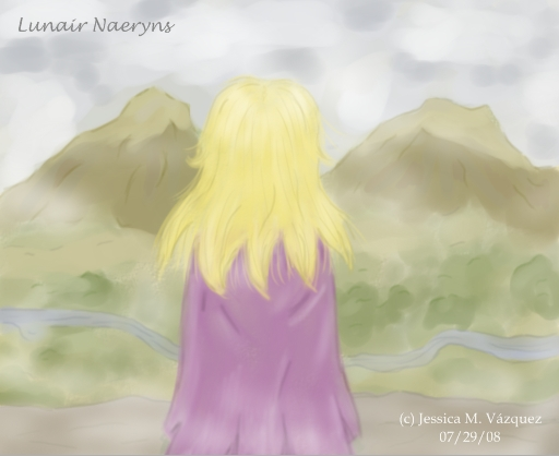 Lunair Naeryns - Quintessence by Arwym