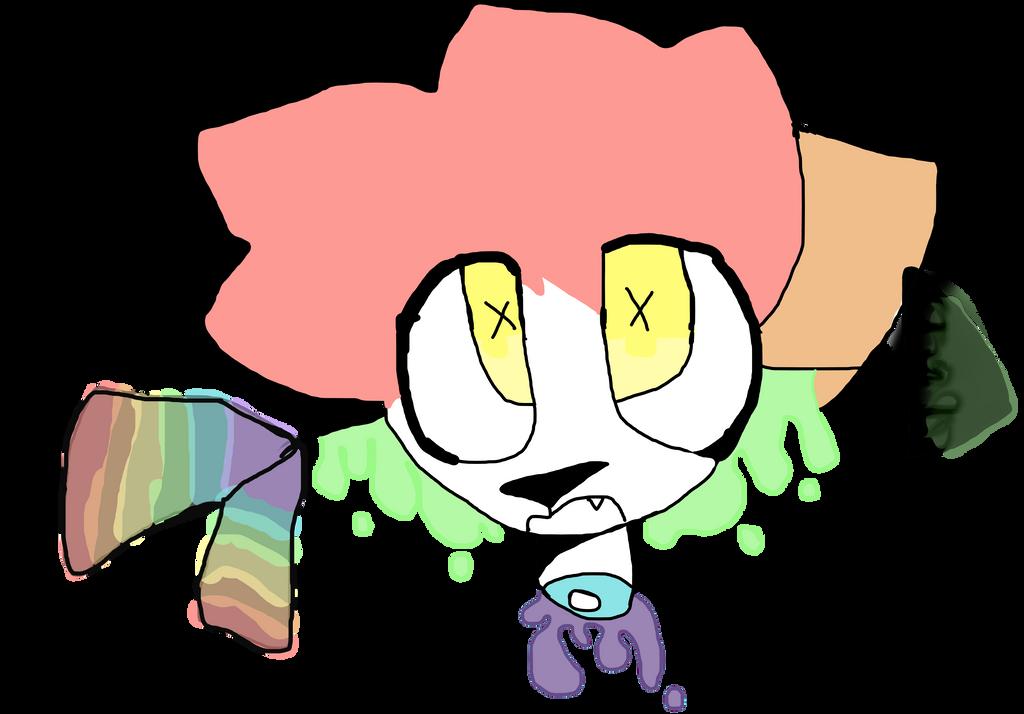Rainbow by grrring