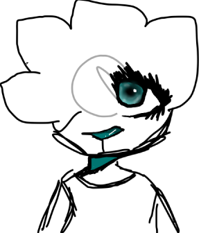 thing I did to test paint tool sai by grrring