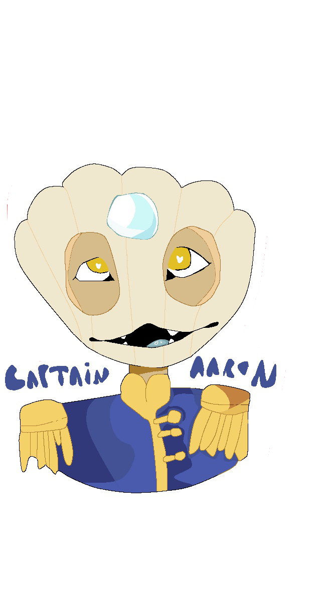 Captain Aaron but reuploaded by grrring