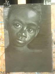 Dark Child by Oezem