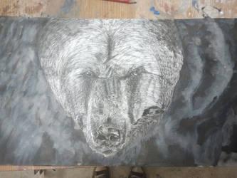 Bear by Oezem