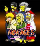 Naruto Simpsons - Hokages