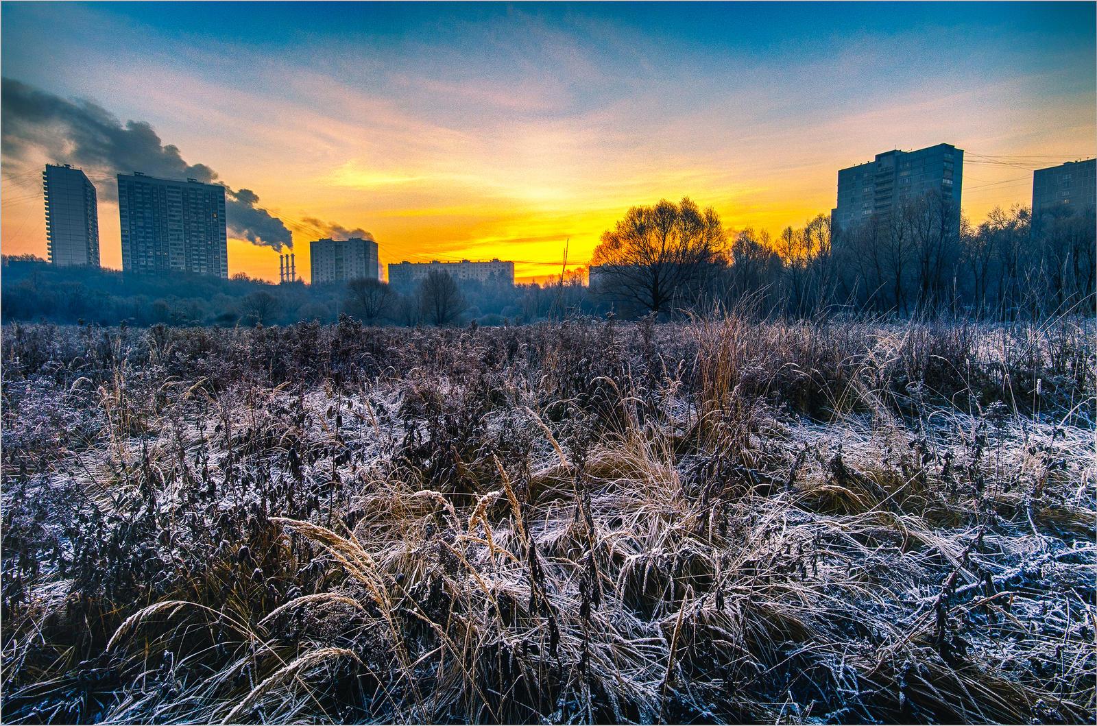 Winter skhodnensky ladle by hitforsa