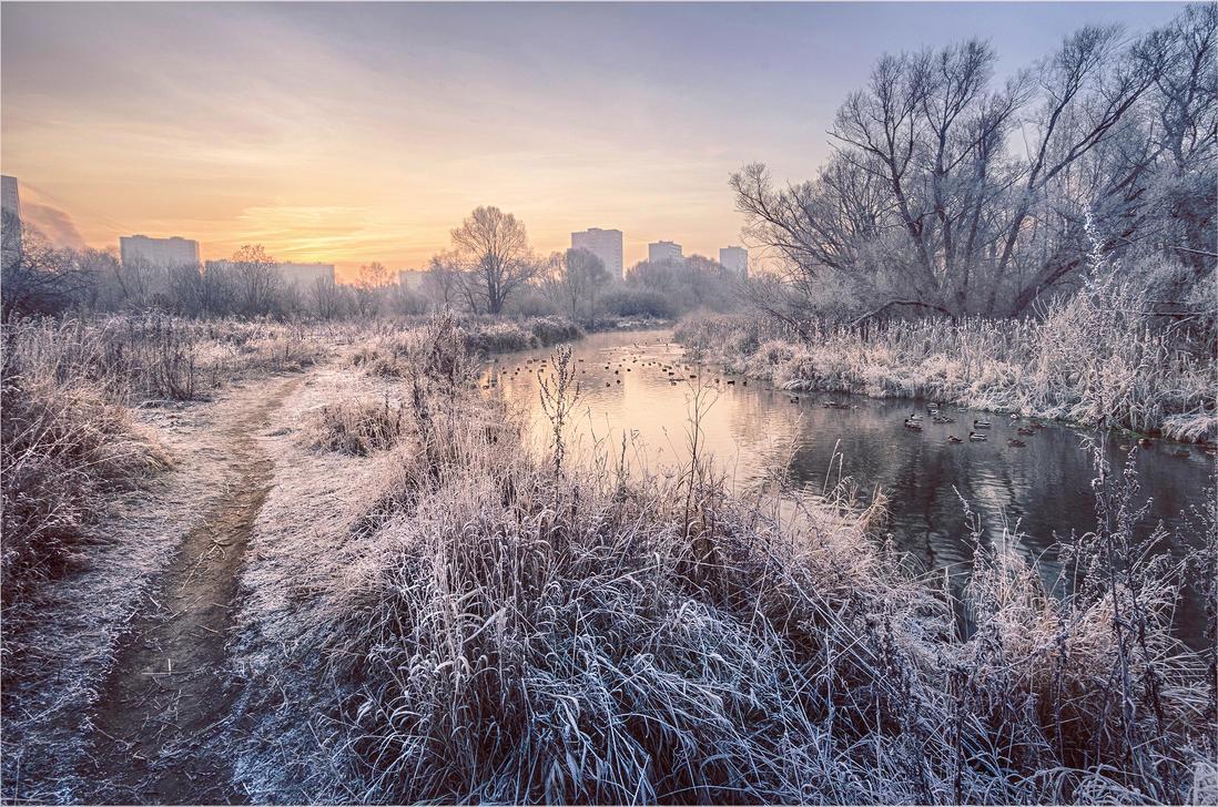 Winter ladle by hitforsa