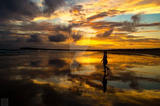 sunsetwalk