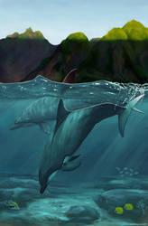 Haole Ohana by namu-the-orca