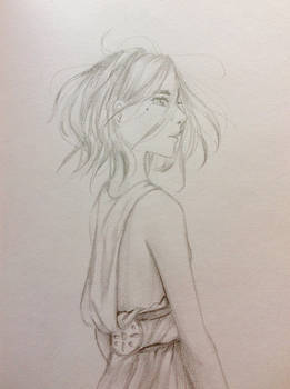 Amber sketch