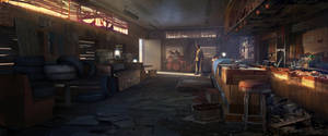 The Last of Us - Bill's Bar