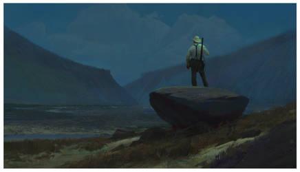 Storm's Edge by EytanZana