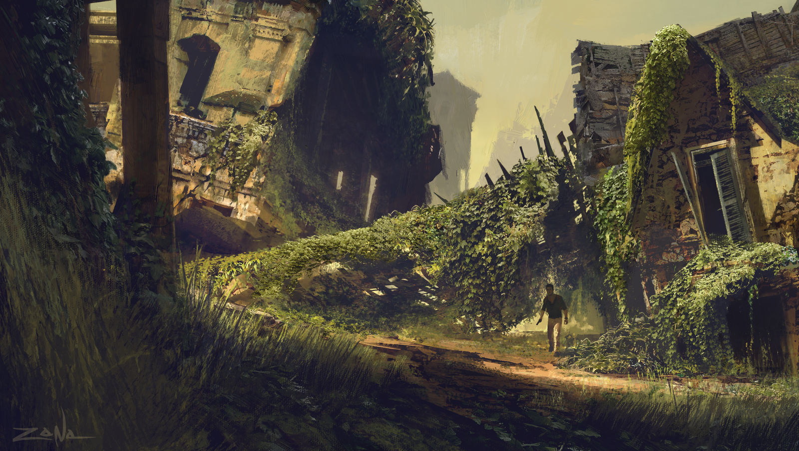 Uncharted 4 - Ruins