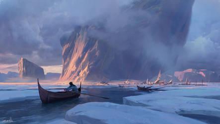 Glacier by EytanZana