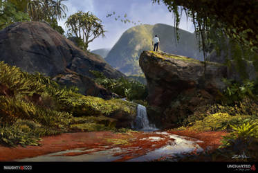 Uncharted 4 - Jungle by EytanZana