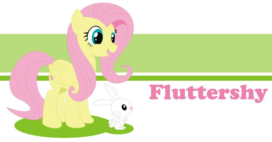 MLP Fluttershy by Kuroga