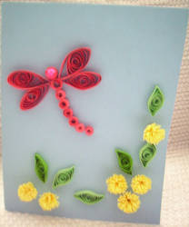 quilling card 14