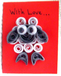 quilling card 15