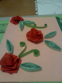 quilling card 20