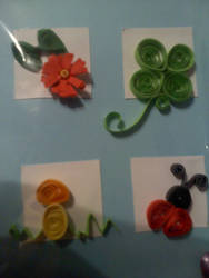 quilling card 21