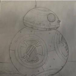 BB-8 sketch