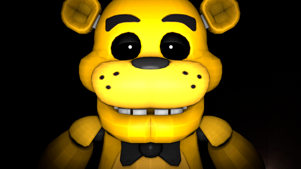(SFM-FNAF) Golden Freddy by PFT-Production on DeviantArt