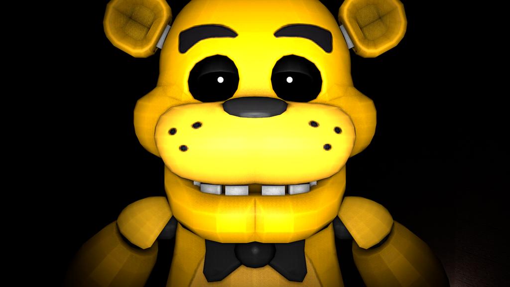 (SFM-FNAF) Golden Freddy by PFT-Production on DeviantArt