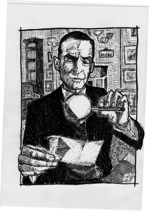 Sherlock Holmes by Uskglass