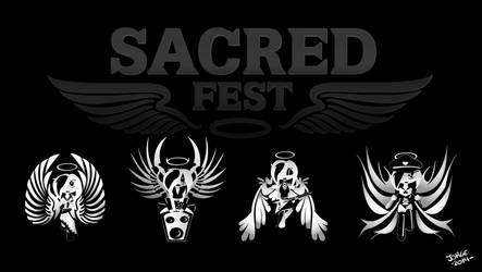 Sacred fest wallpaper 2