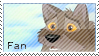 Balto Fan Stamp by Pyroglifix