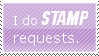 Stamp Requests by Pyroglifix
