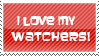 Watchers Stamp by Pyroglifix