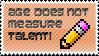 Art Skill Stamp by Pyroglifix